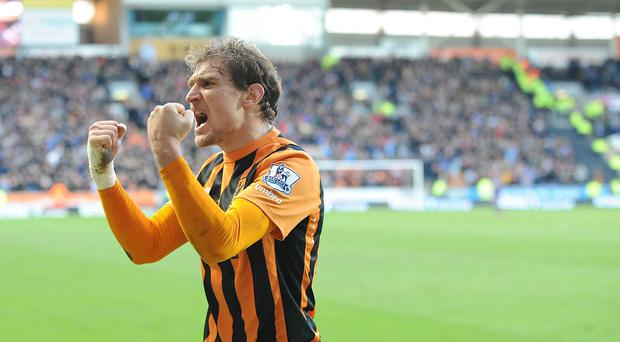 Nikita Jelavic is fit for Hull against Sunderland