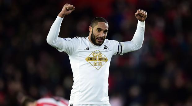 Swansea are keen to keep hold of Ashley Williams