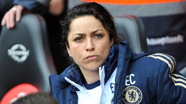 Chelsea doctor Eva Carneiro was criticised by Jose Mourinho for attempting to treat Eden Hazard