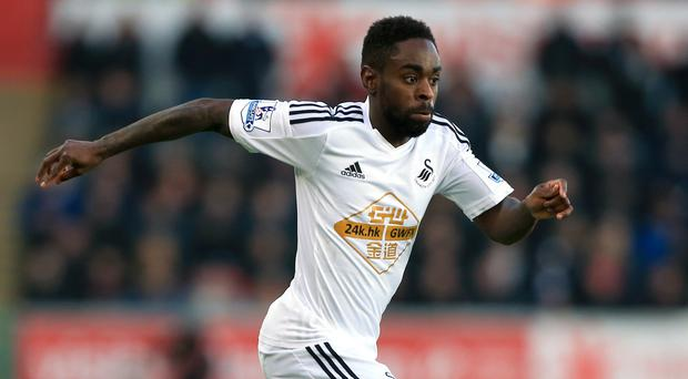 Nathan Dyer started the season on fire with three goals in as many Barclays Premier League games