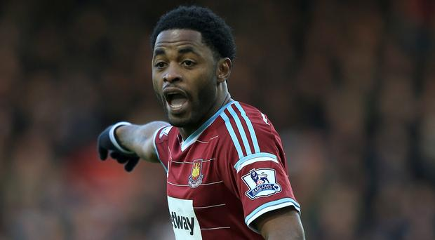 West Ham United's Alex Song hopes his side can stifle former club Arsenal