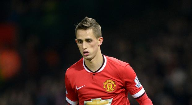 Adnan Januzaj has gained more playing time for Manchester United in recent weeks