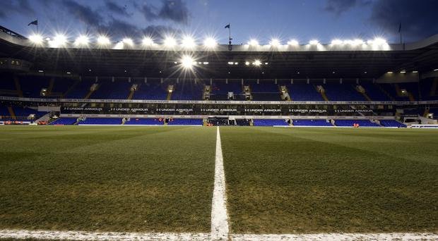 Tottenham are free to build a new stadium