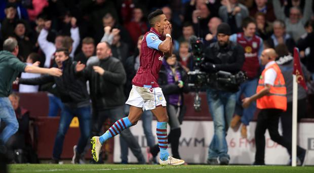 Scott Sinclair has been in good form for Aston Villa lately