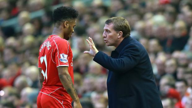 Raheem Sterling: 20-year-old has scored six times during this season's Premier League