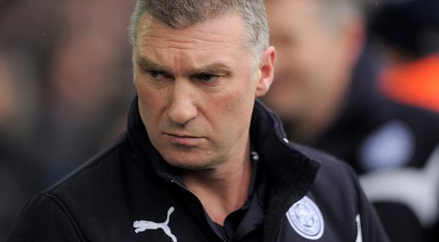 Nigel Pearson believes his side need to win five of their remaining 10 games to beat the drop