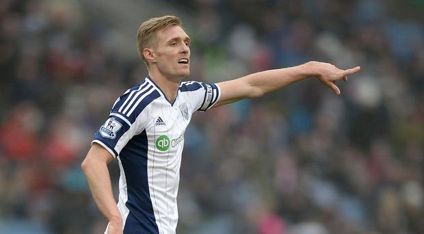 James Morrison has praised Darren Fletcher, pictured, after his January switch to West Brom
