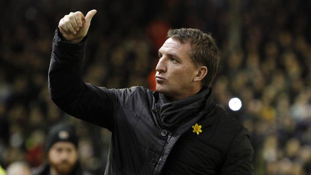 Brendan Rodgers' Liverpool are in a rich vein of form ahead of Sunday's crunch clash against Manchester United
