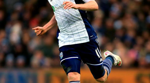 Suspension: Chris Brunt has been banned for one match