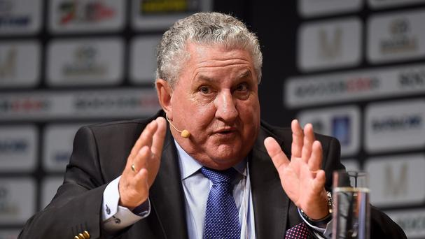 Jim Boyce received reassurance from Fifa