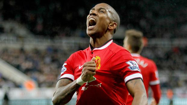 Ashley Young says United will head to Liverpool looking to win