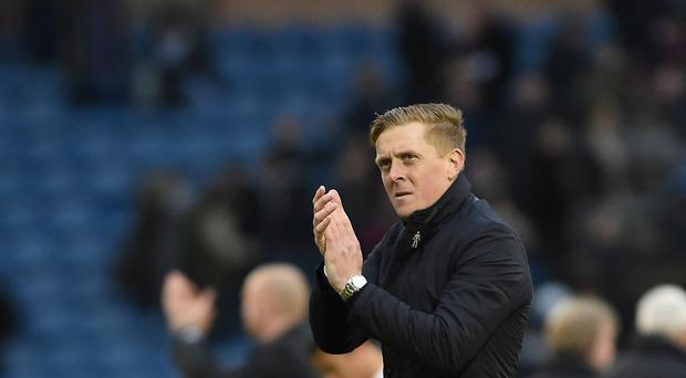 Swansea manager Garry Monk is looking forward to coming up against Tim Sherwood