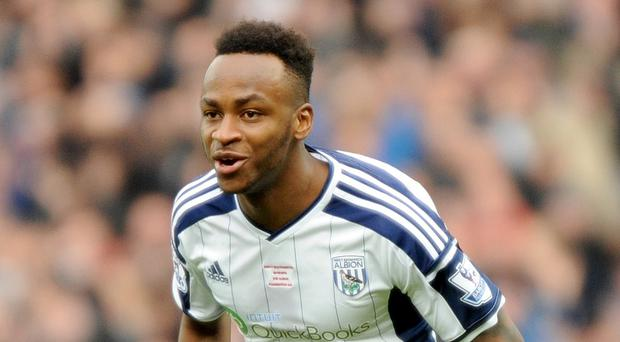 West Brom's Saido Berahino missed out on a senior England call