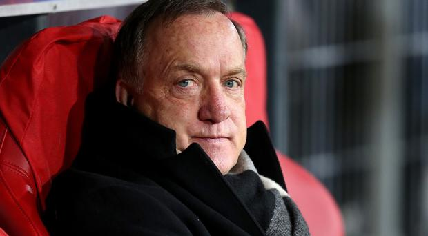 Dick Advocaat is ready for the task that awaits him at Sunderland