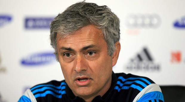 Jose Mourinho's side are six points clear at the top of the table