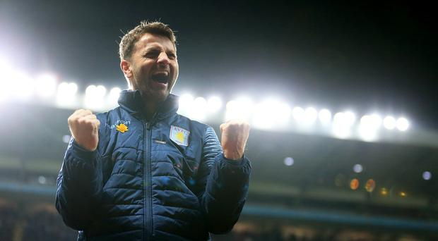 Aston Villa manager Tim Sherwood is looking for a third win on the bounce against Swansea