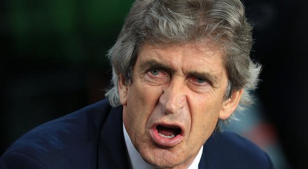 Manuel Pellegrini is worried about the impact of a winter World Cup in 2022