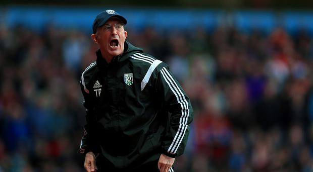 West Brom manager Tony Pulis has called for the introduction of further technology to help referees