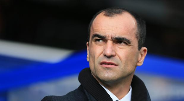 Roberto Martinez was delighted to bounce back from the Europa League heartache