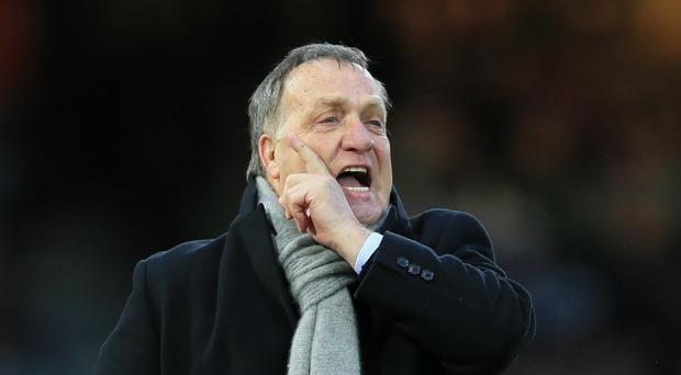 Sunderland head coach Dick Advocaat, pictured, accepts Sunderland have to win however they can to stay in the Barclays Premier League