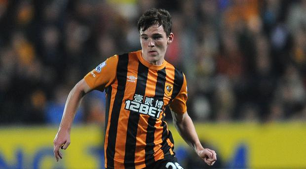 Andy Robertson feels Hull were beaten by