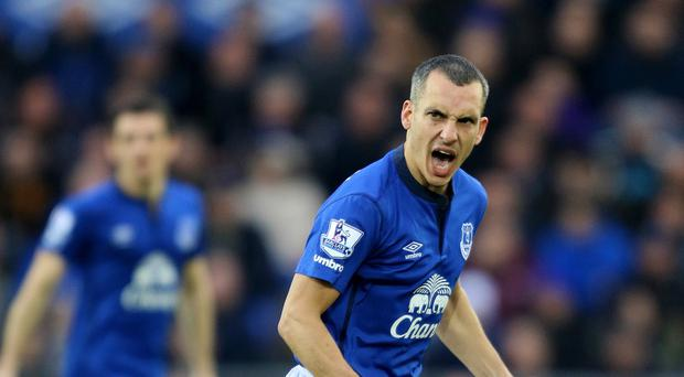 Leon Osman believes Everton showed their fighting qualities in the 2-1 win at QPR on Sunday