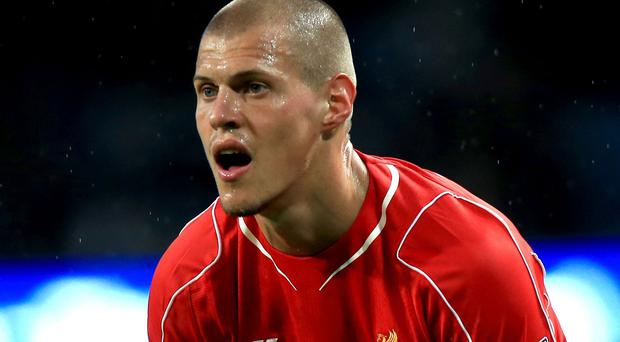 Martin Skrtel believes he should not have been hit with a three-match ban