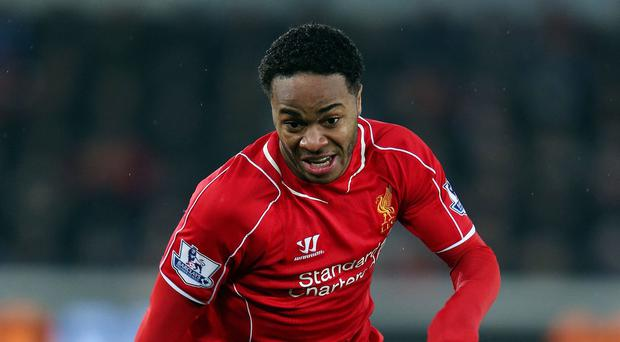 Raheem Sterling still has more than two years to run on his current £35,000-a-week deal