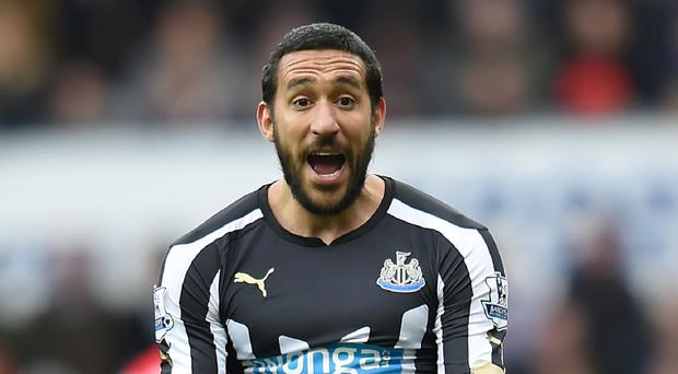 Top man: Jonas Gutierrez