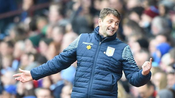 Aston Villa manager Tim Sherwood does not fear for his job despite takeover rumours