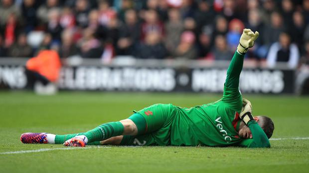 Fraser Forster faces a long road to recovery