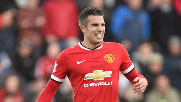 Robin van Persie is still not match fit and will not feature for United this weekend