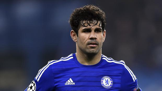 Diego Costa is in the Chelsea squad to face Stoke but may not start