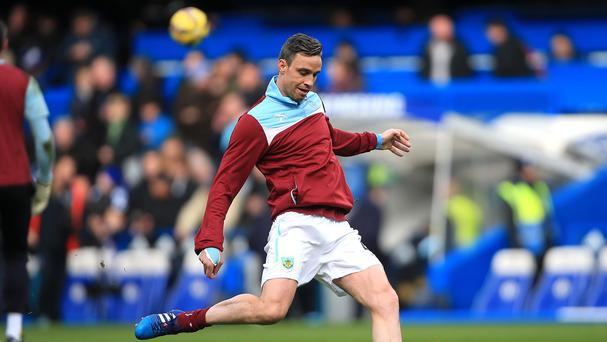 Burnley defender Michael Duff is confident of avoiding relegation