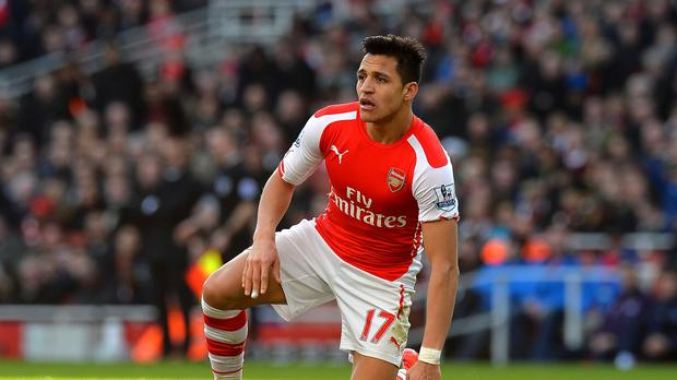 Chile forward Alexis Sanchez was a summer target for Liverpool before he signed with Arsenal