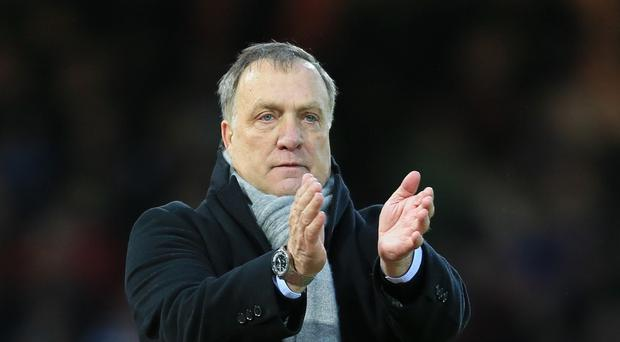 Dick Advocaat has stressed the importance of victory over Newcastle