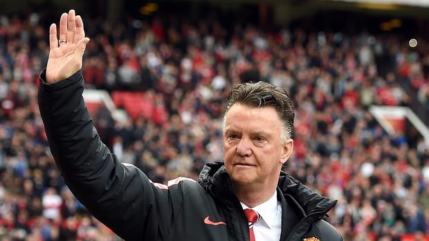 Louis van Gaal's United go into next Sunday's Manchester derby having won their last five league games