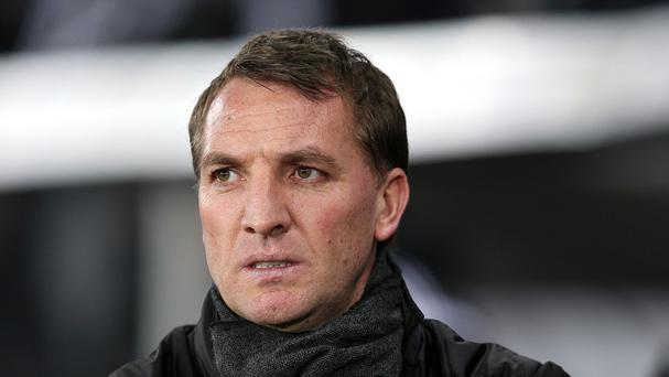 Liverpool manager Brendan Rodgers has his sights on the FA Cup