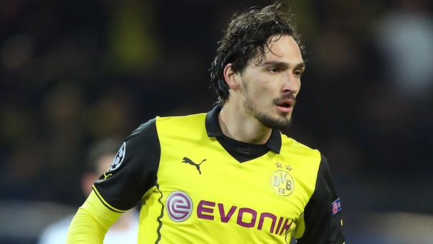 Mats Hummels could leave Borussia Dortmund this summer