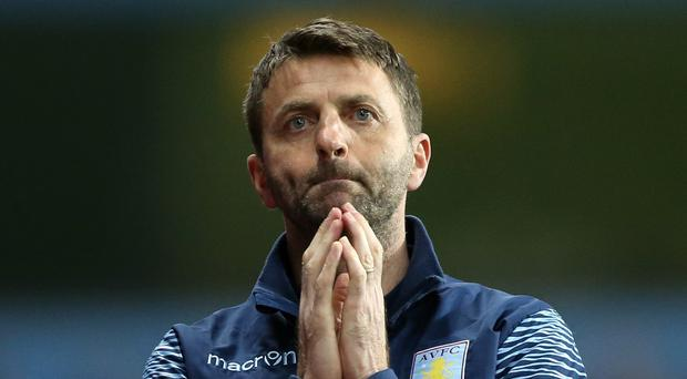 Tim Sherwood, pictured, is putting his faith in Christian Benteke