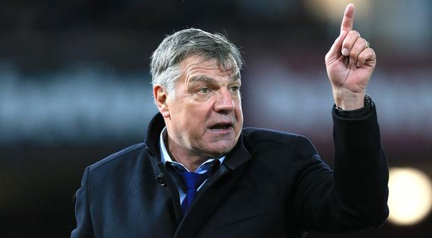 Sam Allardyce has yet to sign a new contract for next season