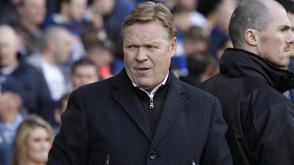 Ronald Koeman blames Southampton's lack of goals on rival teams giving them more respect