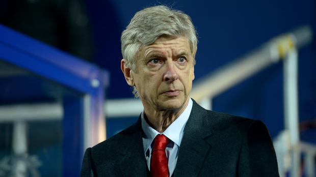 Arsenal manager Arsene Wenger has called for focus over the run-in