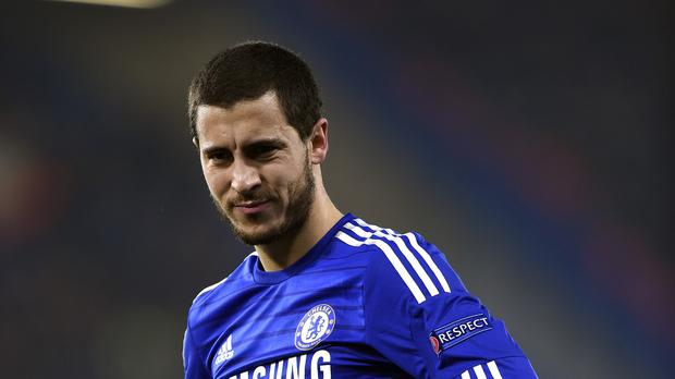 Chelsea's Eden Hazard should be the Premier League's player of the year, Jose Mourinho says