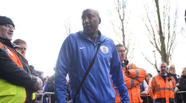 QPR manager Chris Ramsey is readying himself for the meeting Chelsea