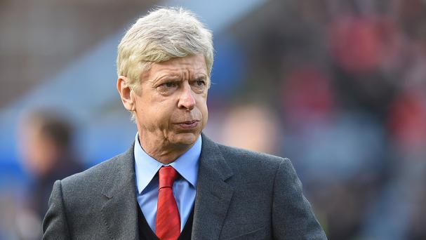 Arsene Wenger's Gunners have won their last eight league matches