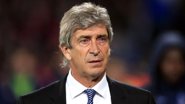 Manchester City manager Manuel Pellegrini is frustrated by what he has seen over the past three months
