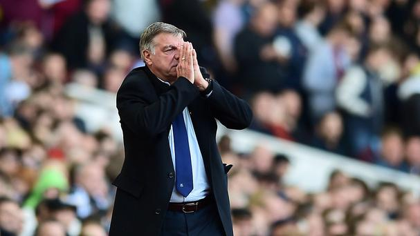 West Ham manager Sam Allardyce, pictured, is confident the squad can grow from this season's experiences.