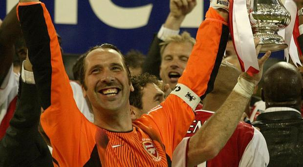 Former Arsenal goalkeeper David Seaman, pictured, believes Wojciech Szczesny can develop his game at the club