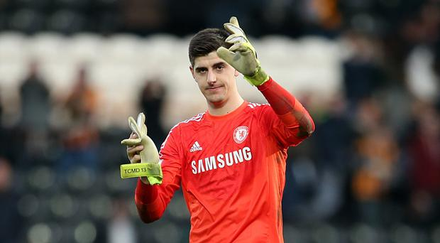 Goalkeeper Thibaut Courtois believes Chelsea showed character in their 1-0 win at QPR